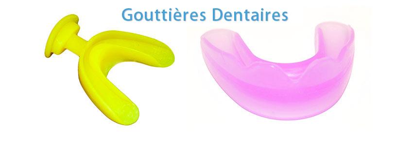 Gouttières Dentaires